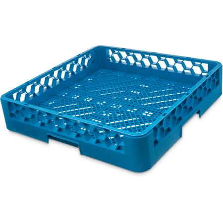 "RF14 - OptiClean™ Combination Flatware Rack 18.25"" Compartment - Carlisle Blue"
