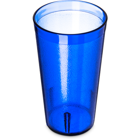521647 - Stackable™ SAN Plastic Tumbler 16 oz - Royal Blue