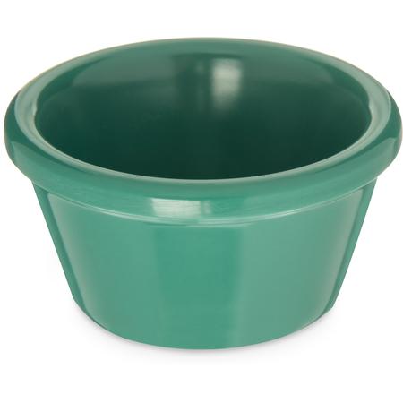 085209 - Melamine Smooth Ramekin 2 oz - Green
