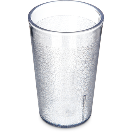 5506-807 - Stackable™ SAN Tumbler 9.5 oz - Cash & Carry (12/st) - Clear