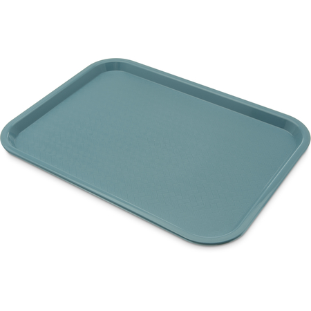 "CT121659 - Cafe® Fast Food Cafeteria Tray 12"" x 16"" - Slate Blue"