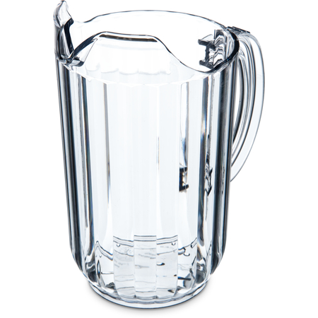 553807 - Carlisle® Pitcher 48 oz - Clear