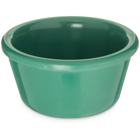 S28509 - Melamine Smooth Ramekin 4 oz - Green