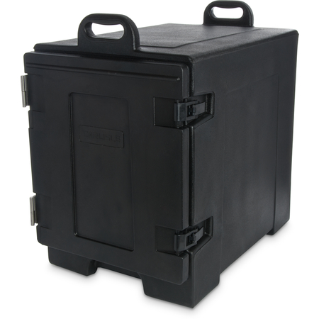 PC300N03 - Cateraide™ Insulated Front Side Loading Food Pan Carrier 5 Pan Capacity - Black
