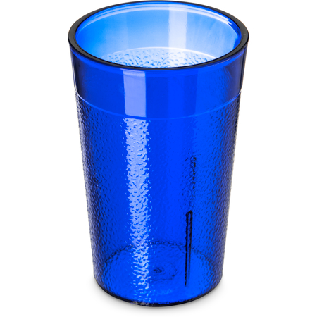 550147 - Stackable™ SAN Plastic Tumbler 5 oz - Royal Blue