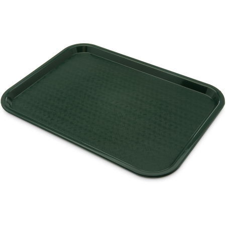 "CT121608 - Cafe® Standard Tray 12"" x 16"" - Forest Green"