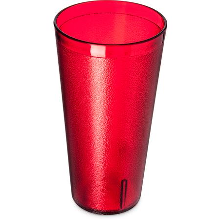 5232-63550I - Coca-Cola® Stackable™ SAN Plastic Tumbler 32 oz (72ea) - Coke - Ruby