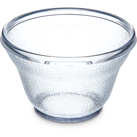 4393707 - Stackable™ Low Profile SAN Plastic Tumbler 6 oz - Clear