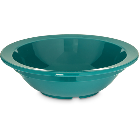 PCD30515 - Polycarbonate Rimmed Fruit Bowl 5 oz - Teal