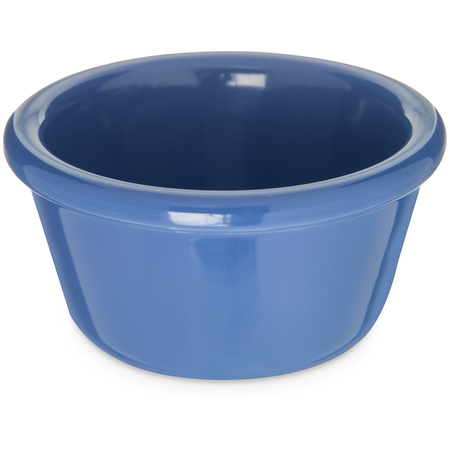 S28514 - Melamine Smooth Ramekin 4 oz - Ocean Blue