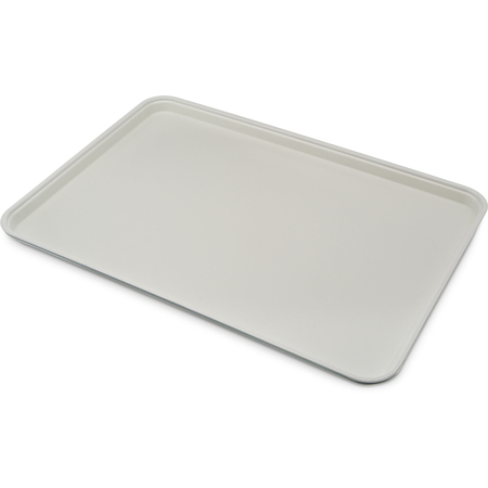 "2618FGQ001 - Glasteel™ Tray Display/Bakery 17.9"" x 25.6"" - Bone White"