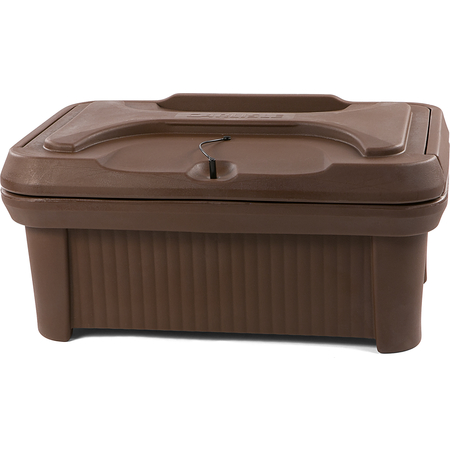 "XT160001 - Slide 'N Seal™ Top Loader 6"" - Brown"