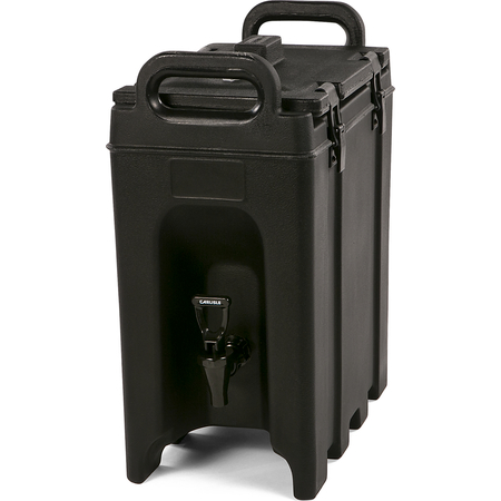 LD250N03 - Cateraide™ LD Insulated Beverage Server 2.5 Gallon - Black