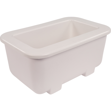 "CM104502 - Coldmaster® 6"" Deep Third-size Coldpan - White"