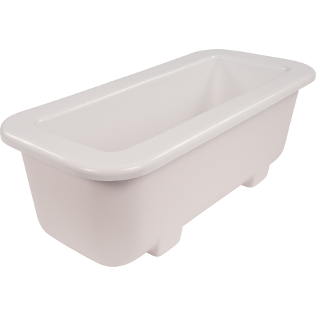 "CM104302 - Coldmaster® 6"" Deep Half-Size Long Coldpan - White"