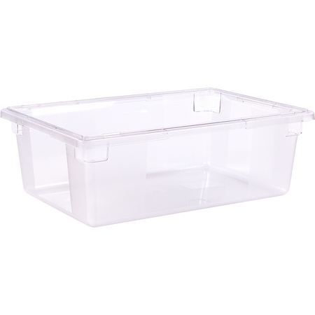 "1062207 - StorPlus™ Polycarbonate Food Box Storage Container 12.5 Gallon, 26"" x 18"" x 9"" - Clear"