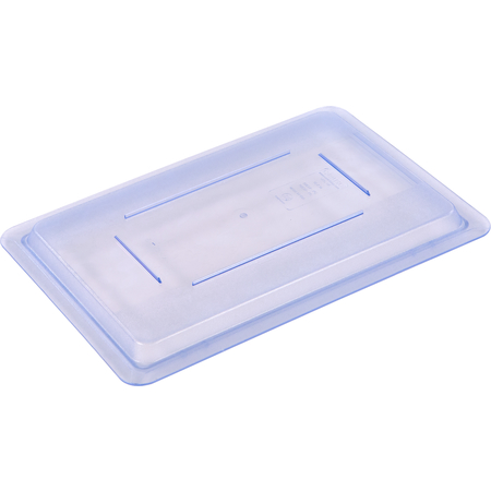 "10617C14 - StorPlus™ Color-Coded Food Storage Container Lid 18"" x 12"" - Blue"