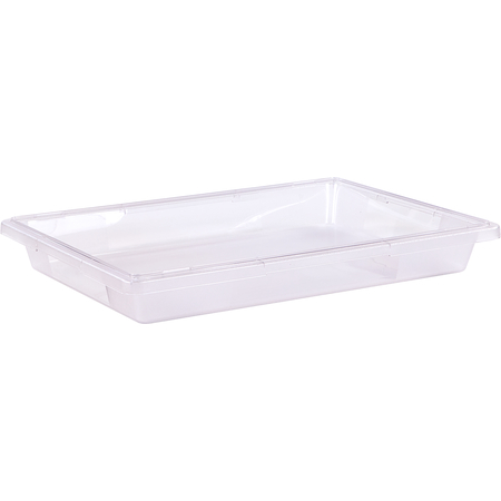 "1062007 - StorPlus™ Polycarbonate Food Storage Container 5 gal, 26"" x 18"" x 3.5"" - Clear"