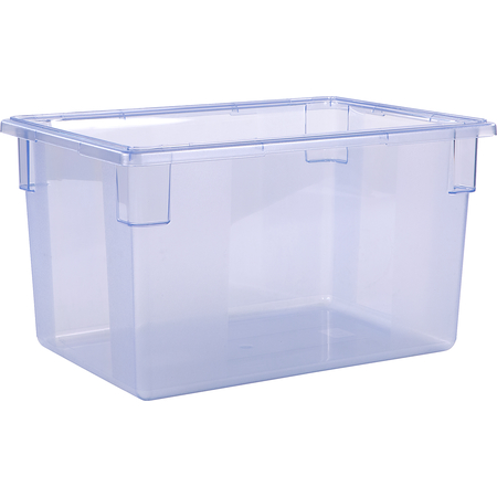"10624C14 - StorPlus™ Color-Coded Food Box Storage Container 21.5 Gallon, 26"" x 18"" x 15"" - Blue"