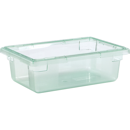 """10611C09 - StorPlus™ Color-Coded Food Box Storage Container 3.5 Gallon, 18"""" x 12"""" x 6"""" - Green"""