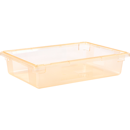 "10621C22 - StorPlus™ Color-Coded Food Box Storage Container 8.5 Gallon, 26"" x 18"" x 6"" - Yellow"