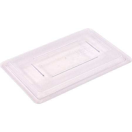 "1061707 - StorPlus™ Polycarbonate Food Storage Container Lid 18"" x 12"" - Clear"
