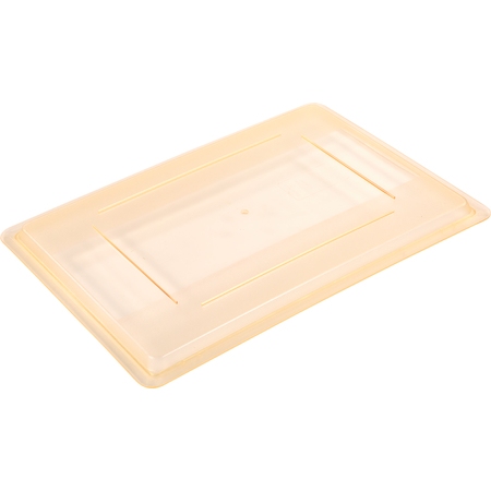 "10627C22 - StorPlus™ Color-Coded Food Box Storage Container Lid 26"" x 18"" - Yellow"