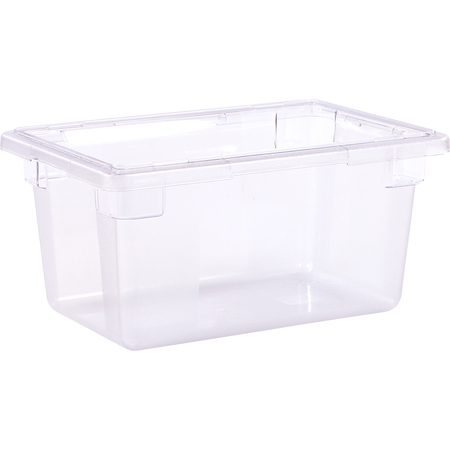 "1061207 - StorPlus™ Polycarbonate Food Box Storage Container 5 Gallon, 18"" x 12"" x 9"" - Clear"