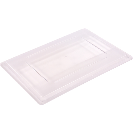 "1062707 - StorPlus™ Polycarbonate Food Storage Container Lid 26"" x 18"" - Clear"
