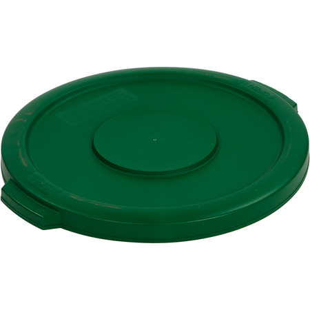 34101109 - Bronco™ Round Waste Bin Food Container Lid 10 Gallon - Green