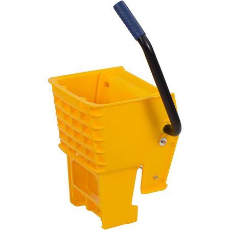 36908W04 - Commercial Mop Bucket Side-Press Wringer 26 and 35 Quart - Yellow