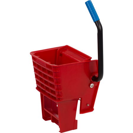 36908W05 - Commercial Mop Bucket Side-Press Wringer 26 and 35 Quart - Red
