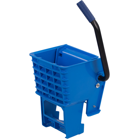 36908W14 - Side-Press Wringer for Commercial Mop Buckets - Blue