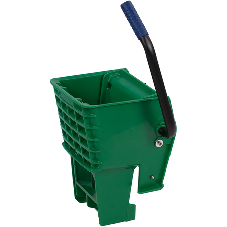 36908W09 - Commercial Mop Bucket Side-Press Wringer 26 and 35 Quart - Green