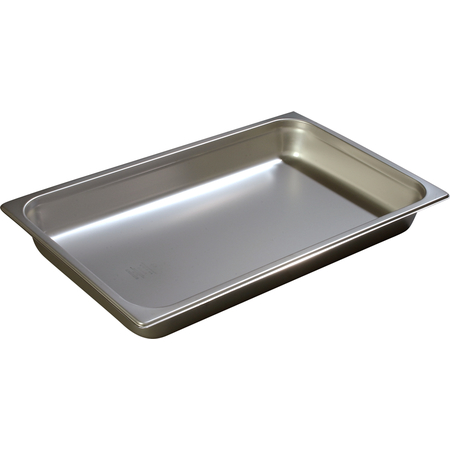 "607002 - DuraPan™ Full-Size Light Gauge Stainless Steel Steam Table Hotel Pan 2.5"" Deep"