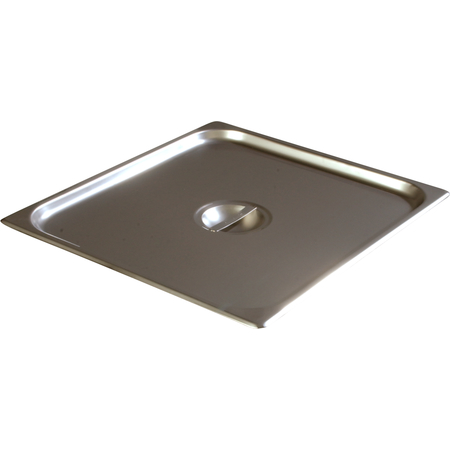 607230C - DuraPan™ Two-Third-Size Stainless Steel Steam Table Hotel Pan Handled Cover