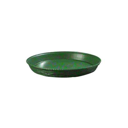 "652609 - WeaveWear™ Round Basket 12"" - Green"