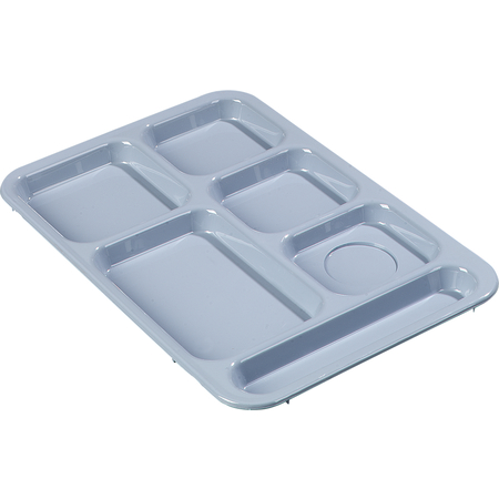 614R59 - Right-Hand Compartment Tray - Slate Blue