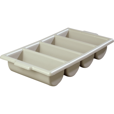 "107123 - Save-All™ Silverware Tray 21.25"" x 11.5"" x 3.75"" - Gray"