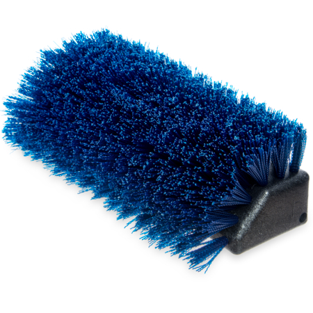 "4042514 - Spectrum® Boot 'N Shoe Brush Replacement 10"" Long - Blue"