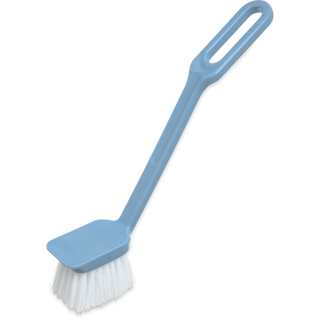 "361014000 - Sparta® Angled Dish & Sink Brush 8"" - White-Blue"