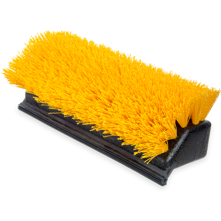 "4042100 - 10"" Hi-Lo Floor Scrub Brush with Squeegee 10"""