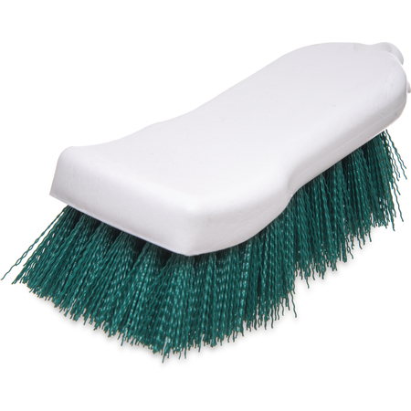 "4052109 - Sparta® Cutting Board Brush 6"" x 2.5"" - Green"