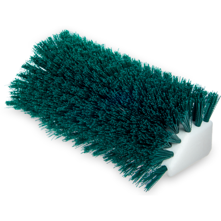 "4042309 - Sparta® Hi-Lo™ Floor Scrub Brush 10"" - Green"