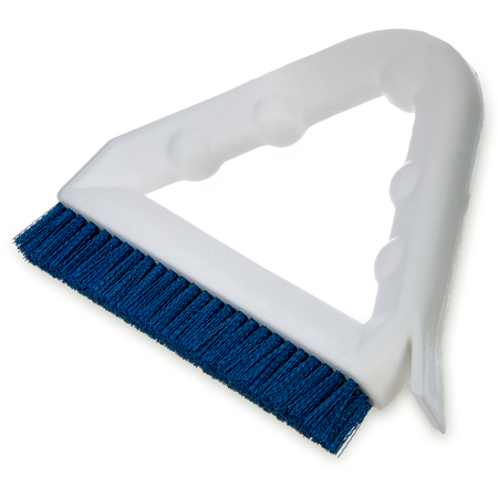 "4132314 - Spectrum® Tile & Grout Brush With Polyester Bristles 9"" - Blue"