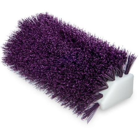 "4042368 - Sparta® Hi-Lo™ Floor Scrub Brush 10"" - Purple"