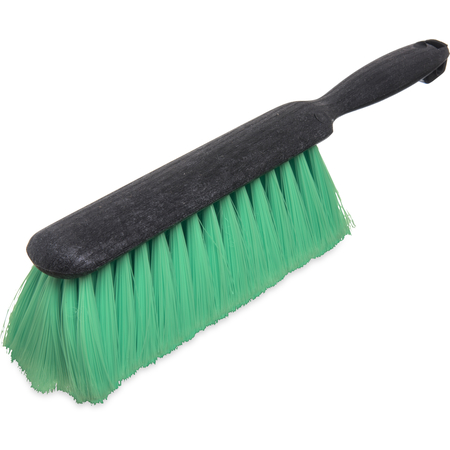 """3684676 - Flo-Pac® Counter/Bench Brush With Nylex Bristles 8"""" - Green"""