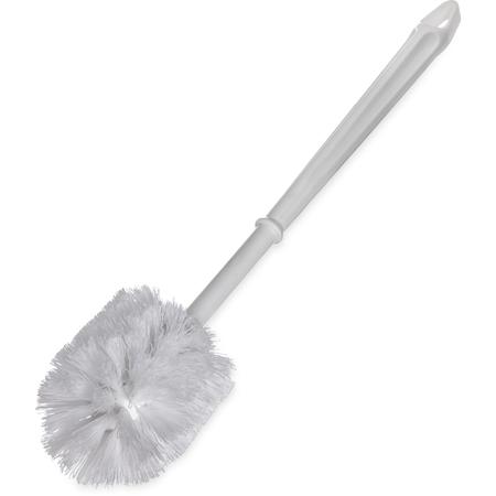 """361015002 - Bowl Brush With Polypropylene Bristles 11"""" - White"""