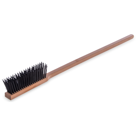 4577200 - Pizza/BBQ Oven Brush w/Carbon Steel Bristles 39""