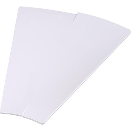 "3332602 - Rave™ Trapezoid Platter 15.380"" - White"